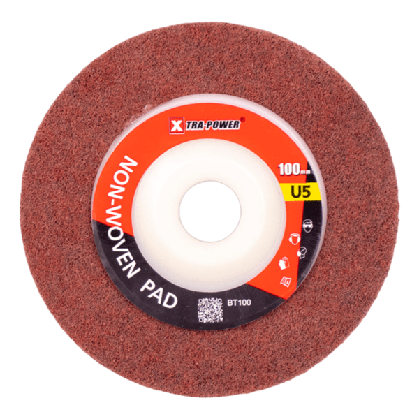 Abrasives Non- Woven pad for steel & metal-2