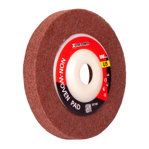 Abrasives Non- Woven pad for steel & metal-4