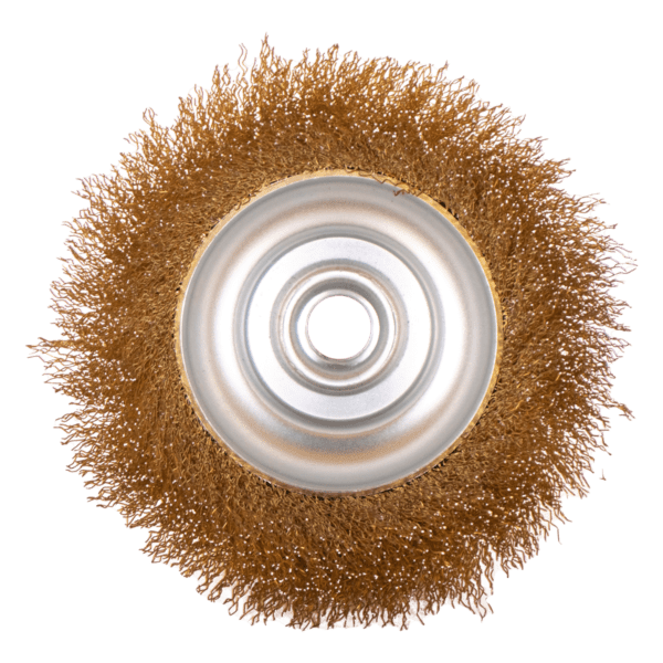Abrasives crimped cup brush-2