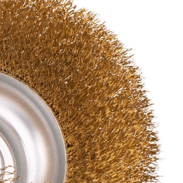 Abrasives crimped cup brush-4