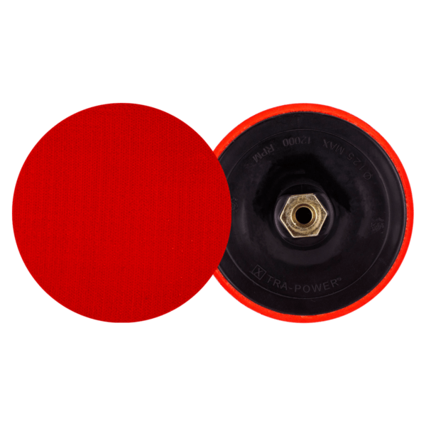 Abrasives pad with velcro 1