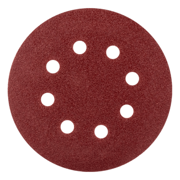 Abrasives sand paper with velcro-3
